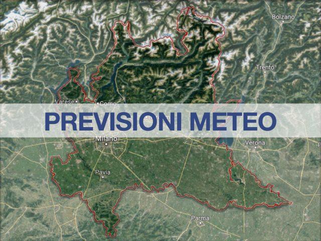 previsioni meteo lombardia