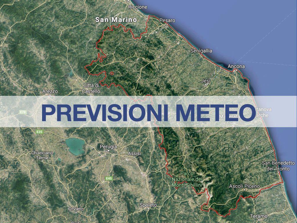 previsioni meteo marche