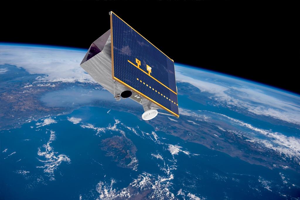 satellite PRISMA Italia