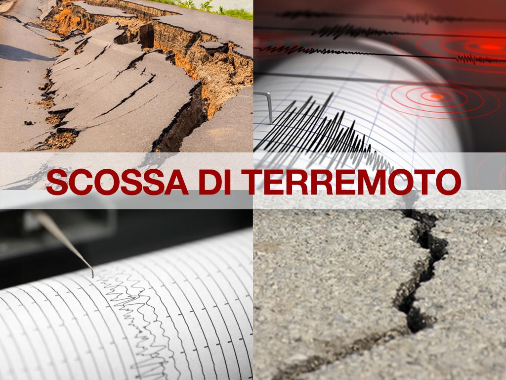 scossa terremoto sismografo meteoweb