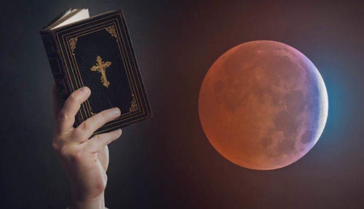 superluna sangue bibbia