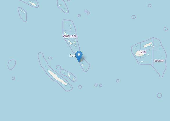terremoto Vanuatu