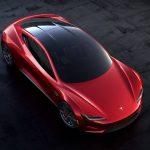 Tesla: Elon Musk annuncia la Roadster che potrà volare [GALLERY]