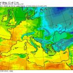 Previsioni Meteo, Febbraio finisce con un Anticiclone pazzesco: caldo senza precedenti al Nord, +25°C sulle Alpi. Sgoccioli d'inverno al Sud