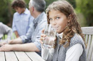 idratazione e tosse bambini