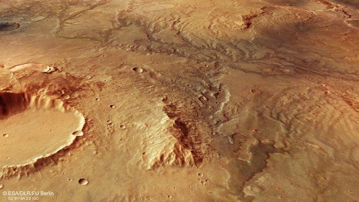 Marte Mars Express