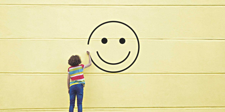 disegno felicità psicologia chasing happiness