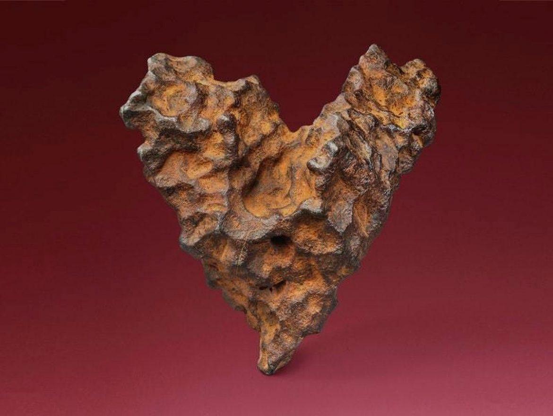 cuore dallo spazio
