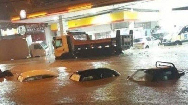 inondazioni brasile