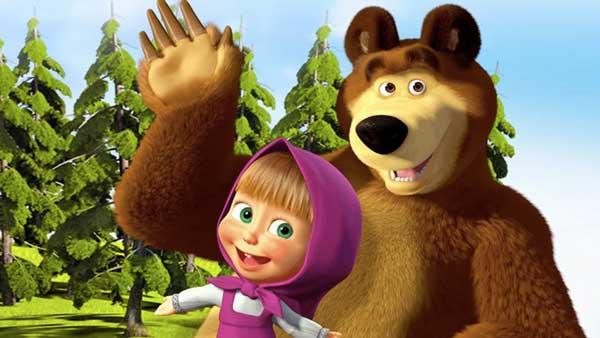 Masha e orso è davvero un innocente cartone animato? ecco cosa hanno