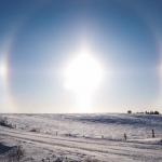 """Ondata di gelo negli USA, il vortice polare ha portato lo spettacolo del parelio: """"tanti soli"""" nel cielo di diversi stati [FOTO e VIDEO]"""
