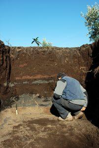 scavi archeologici Stromboli