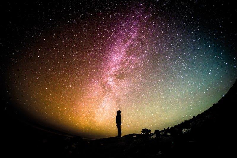 spazio astronomia cielo stellato