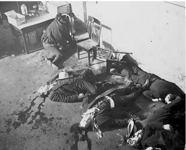 Al Capone e il San Valentino di sangue: ecco cosa accadde a ...