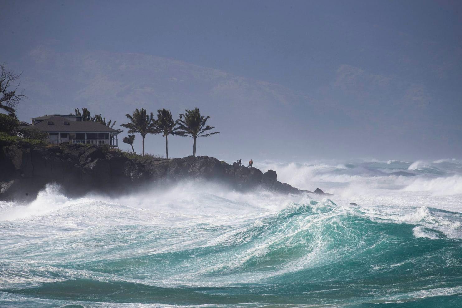 Hawaii: disperso elicottero con 7 persone a bordo
