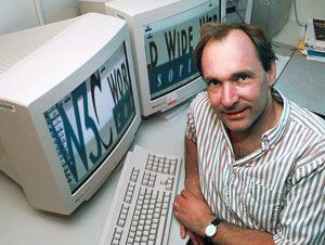 world wide web cern Tim Berners-Lee