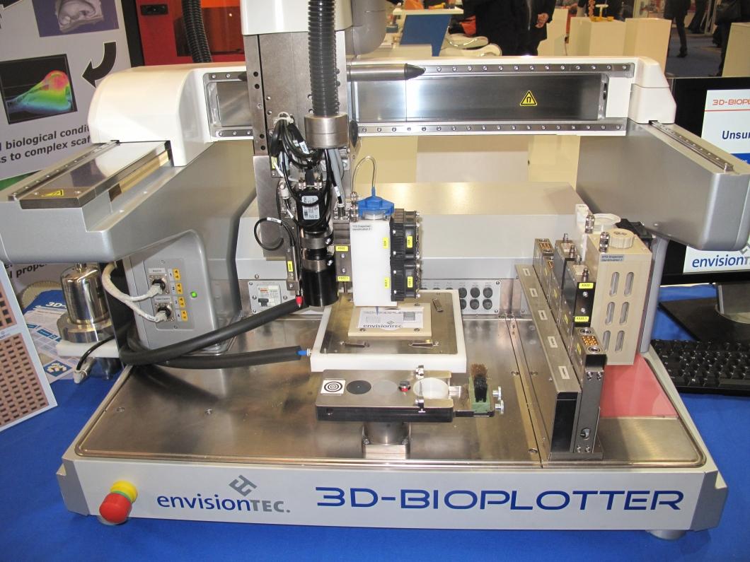 3d-bioplotter biostampante 3d