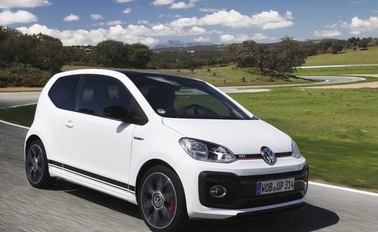 4 STELLE Volkswagen Up! GTI