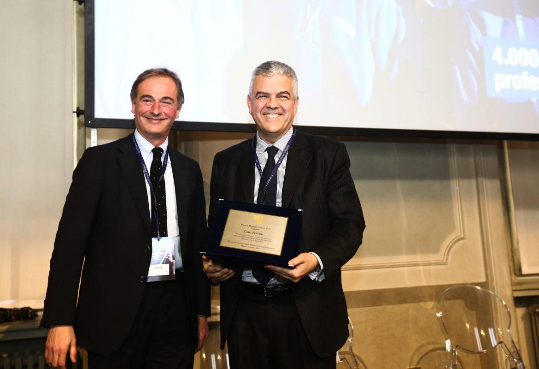 Alessandro Garrone e Luigi Ferraris