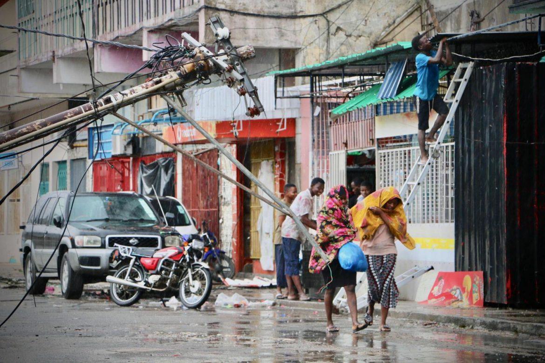 Ciclone Idai Mozambico
