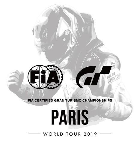 FIA GRAN TURISMO CHAMPIONSHIO 2019 PARIS