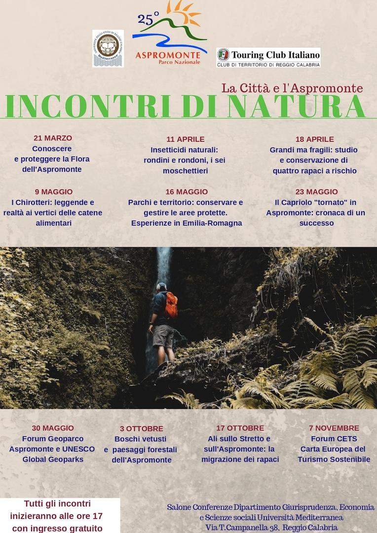 INCONTRI DI NATURA Aspromonte
