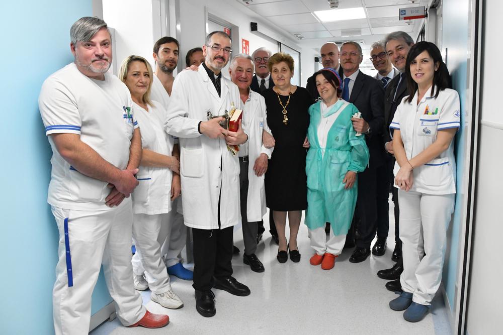 Inaugurazione Traumatologia Ospedale Bambino Gesù