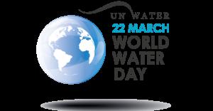Logo giornata mondiale acqua
