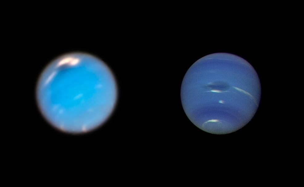 Nettuno Hubble