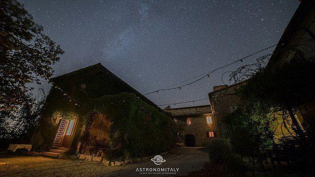 San Lorenzo della Rabatta Umbria astroturismo