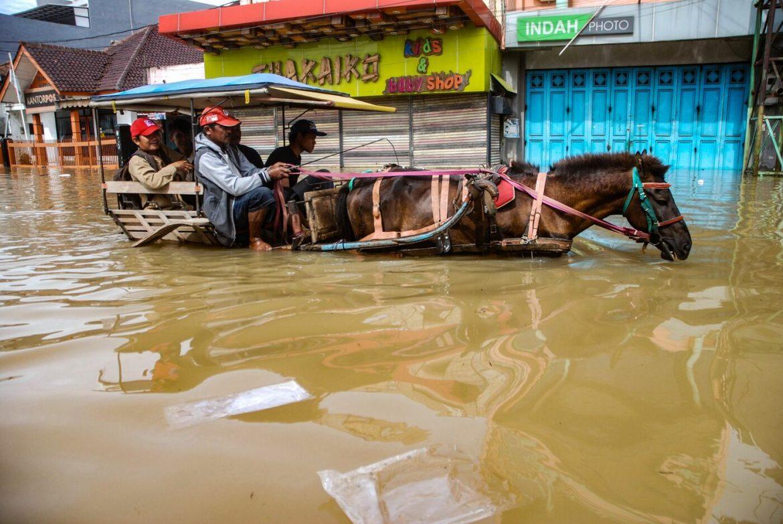 alluvione indonesia