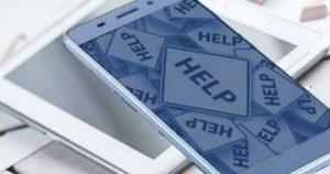 app smartphone emergenza