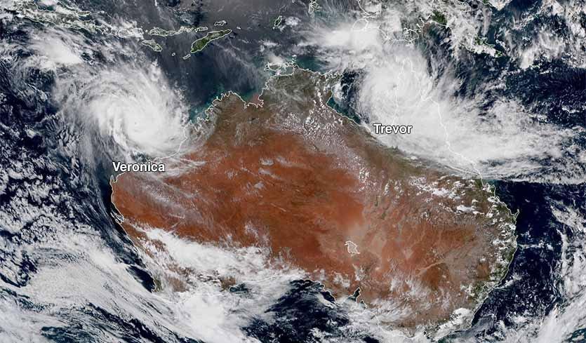 cicloni Australia