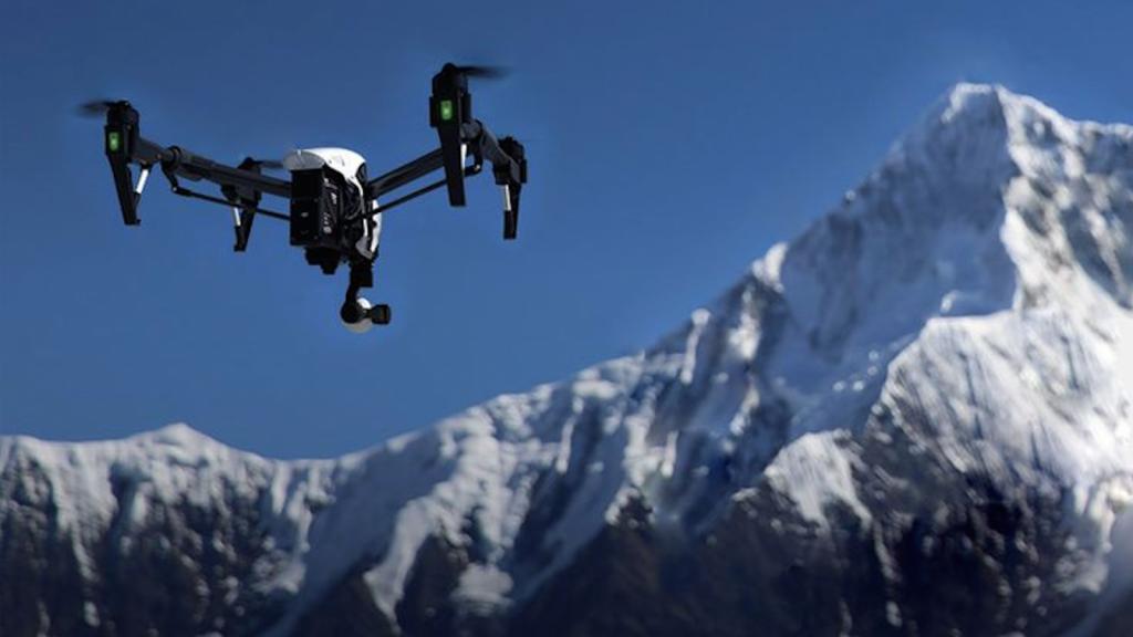 Nanga Parbat drone droni
