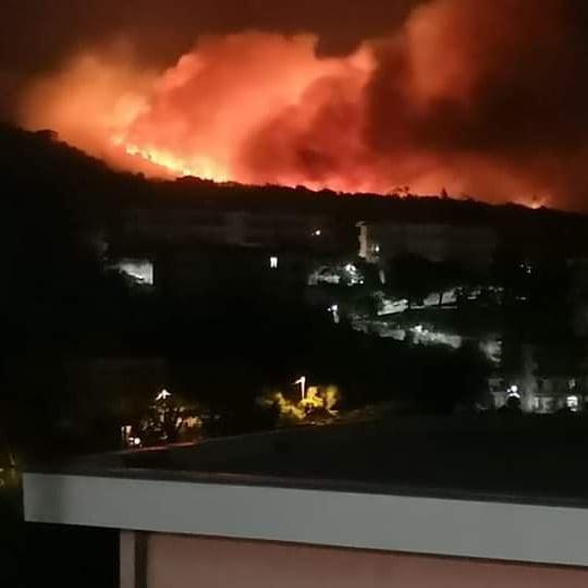 incendio cogoleto