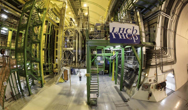 lhcb cern materia antimateria