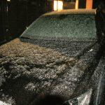 Violento temporale nel Ravennate: neve, vento forte e fulmini nella notte [GALLERY]