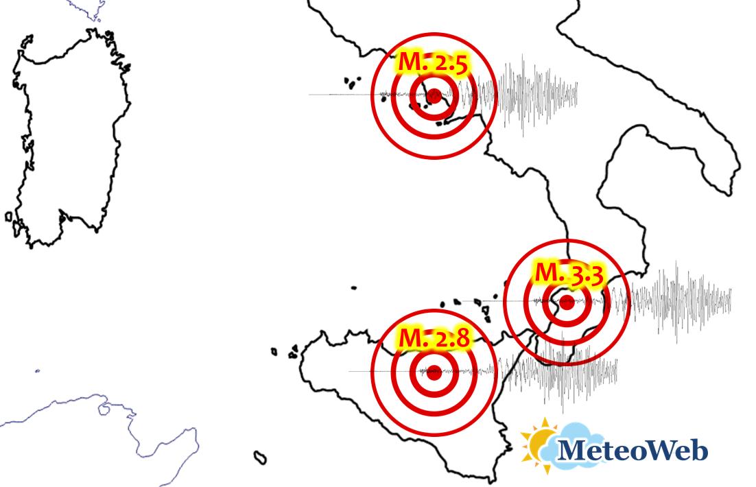 terremoti sud italia 15 marzo 2019