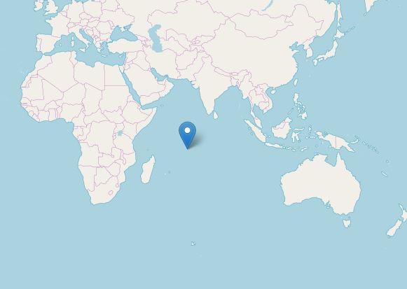 terremoto dorsale medio indiana