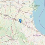 Terremoto oggi in provincia di Bologna: scossa con epicentro a Dozza [DATI e MAPPE]
