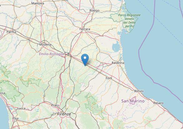 terremoto dozza bologna