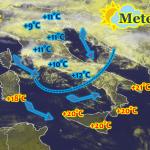 Meteo, fronte freddo riporta l'inverno sull'Italia: temperature in picchiata, nevica anche sull'Appennino