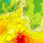 Previsioni Meteo, violenta frustata di Scirocco sull'Italia: FOCUS sul tempo di Pasqua, Pasquetta e 25 Aprile