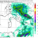 Allerta Meteo, forte maltempo in tutt'Italia: l'allarme si sposta al Sud per Venerdì 5 Aprile, violento ciclone sullo Jonio [MAPPE]