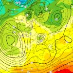 """Allerta Meteo, carte da incubo per Giovedì 4 Aprile ma il maltempo inizierà Mercoledì 3: lo scirocco innescherà un grande """"monsone"""" al Centro/Nord"""