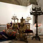 Parigi: alcune opere della cattedrale di Notre-Dame portate in salvo all'Hotel de Ville di Parigi [GALLERY]