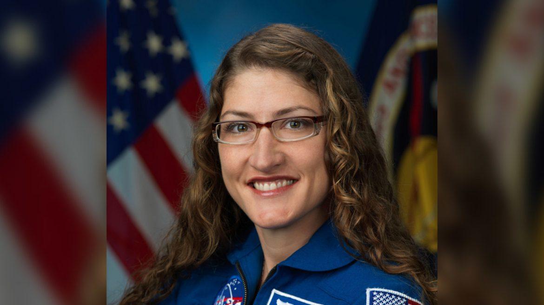 Christina Koch nasa