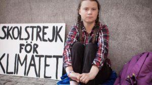 Greta Thunberg clima