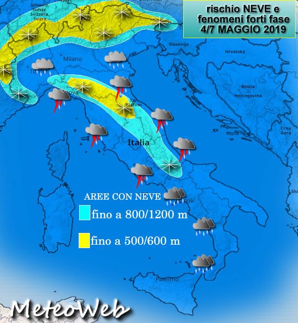 Meteo, le previsioni per Pescara e l'Abruzzo per il 30 aprile 2019