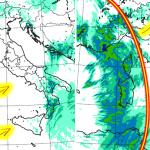 Previsioni Meteo, il maltempo continua: nuovo peggioramento da Ovest nel weekend – MAPPE e DETTAGLI